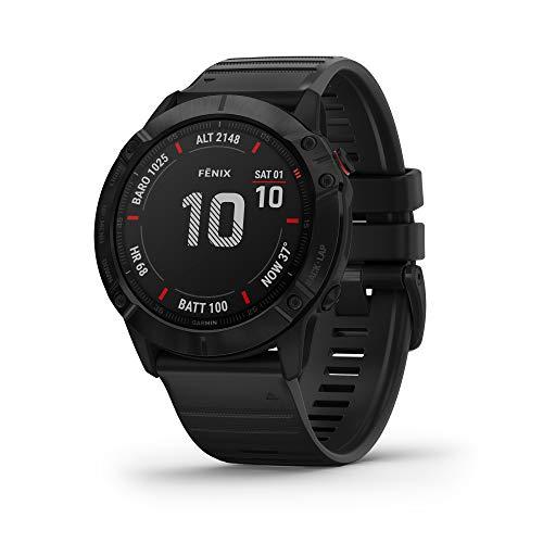 Garmin fēnix 6X PRO - Reloj GPS multideporte con mapas,...