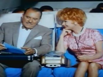 Lucy Flies to London