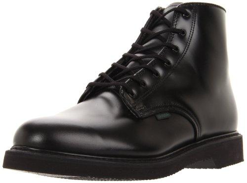 Bates Men's Bates Lites 6 Inch Uniform Leather Chukka