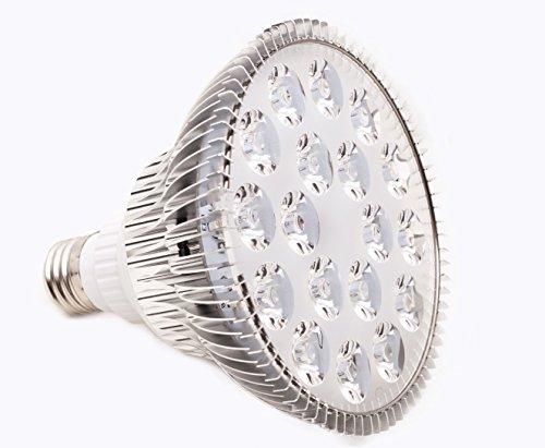 LED PlantLight 18W 白色電球
