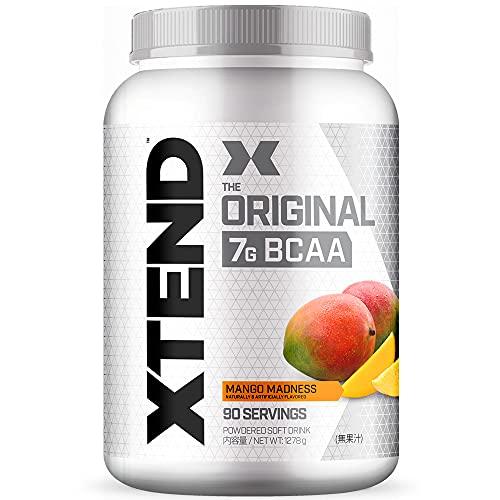 Scivation Xtend BCAA 7000mg Mango Madness (マンゴーマッドネス) 90杯分 [海外直送品] [並行輸入品]