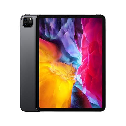 Nouveau Apple iPad Pro (11pouces, Wi-Fi, 128Go) - Gris sidéral (2e génération)