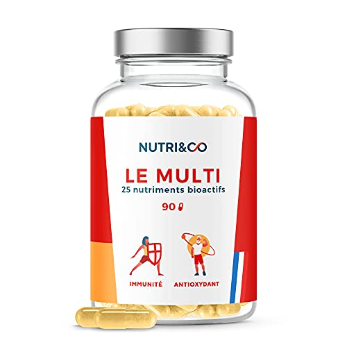 Multivitamines et Minéraux 25...