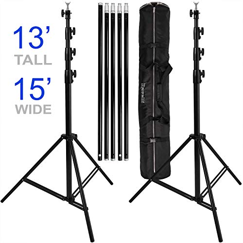 Ravelli ABSL Photo Video Backdrop Stand Kit 13' Tall x 15'...