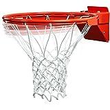 katop Basketball Rim Replacement,Heavy Duty Breakaway Spring Basketball Rim Goal 18in Outdoor and Indoor
