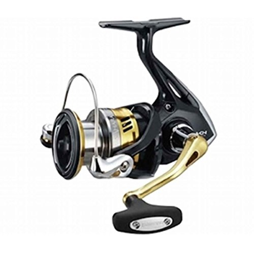Shimano Sahara 2500 FI Spinning Fishing Reel Model 2017 SH2500FI , Black