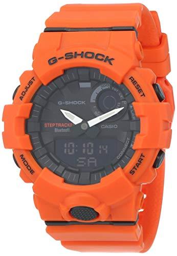 Casio G-Shock Athleisure Analog-Digital Black Dial Men's Watch - GBA-800-4ADR(G856)