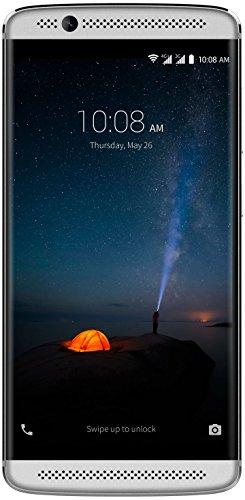 ZTE Axon 7 Mini Smartphone, 32 GB, Dual SIM, Grigio