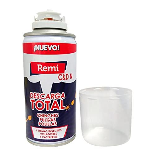 Remi Descarga Total Anti Chinches y pulgas Insecticida Chinches |...