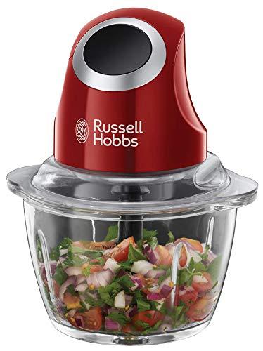 Russell Hobbs Desire Tritatutto, 200 W, 1 L, Rosso