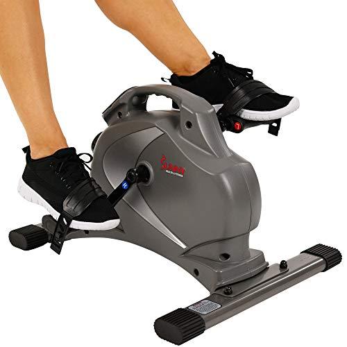 Sunny Health & Fitness Mini Bicicleta Magnética de Ejercicio SF-B0418 de