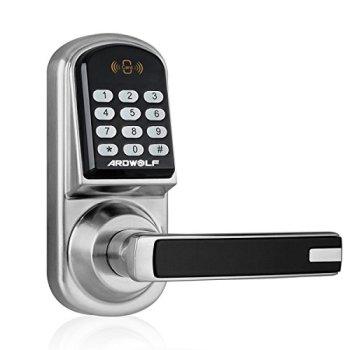 ARDWOLF A30 Keyless Smart Door Lock Keypad