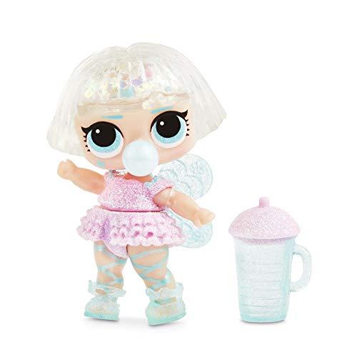 Image 6 - MGA- Poupée L.O.L. Surprise Glitter Globe de la série Winter Disco avec Cheveux Scintillants Toy, 561613, Multicolore