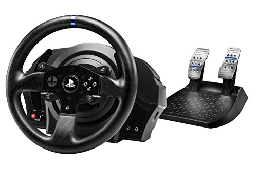 Thrustmaster T300RS Officially Licensed for PS4/PS3 & PC