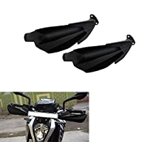 COMPATIBLE WITH BAJAJ PULSAR NS/AS 200, HONDA CB HORNET, TVS APOACHE, ROYAL ENFIELD INTERCEPTER, BAJAJ DOMINAR STYLISH RED/ORANGE/WHITE/BLACK COLOUR TO MATCH YOUR BIKE Aerodynamic style delivers ideal airflow while protecting from wind, roost and bra...