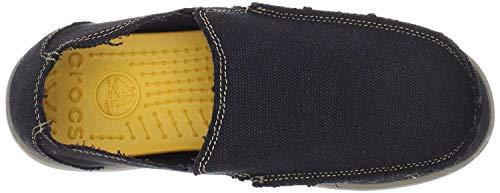 Crocs Men's Santa Cruz Comfortable Loafers | Slip on Shoes