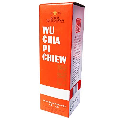 Golden Star - Chinesische Kräuter-Spirituose Wu Chia Pi Chiew - 3er Pack (3x500ml) - 54% Vol