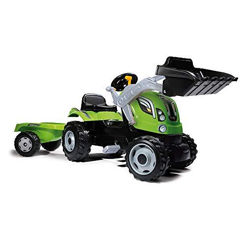 Smoby 7600710109 - Traktor Farmer Schaufel, Outdoor, Sport, XL, grün