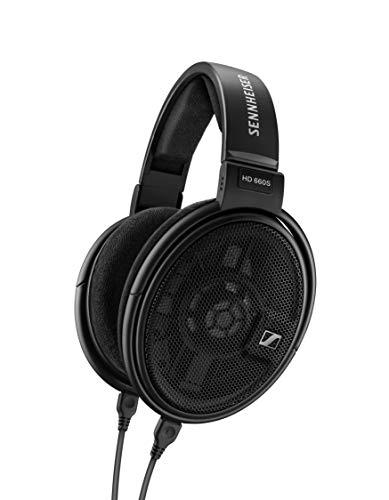 Sennheiser HD 660S Wired Open Back Headphones (Black)
