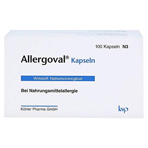 Allergoval, 100 St. Kapseln