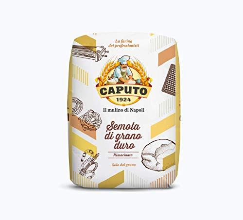 MOLINO CAPUTO Antico molino caputo semola de grano duro rima