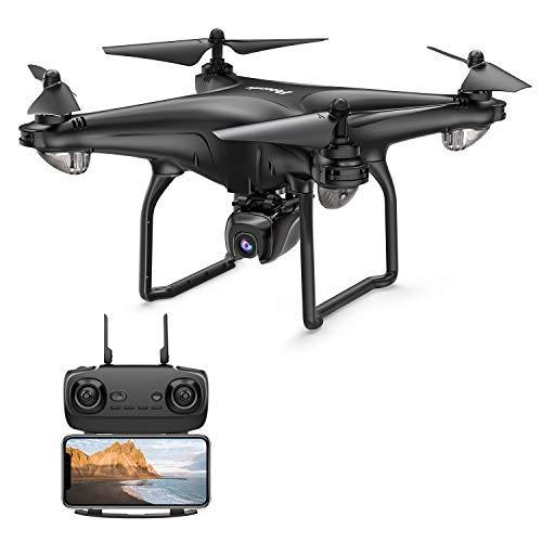 Potensic Drone GPS con Fotocamera 1080P Drone WiFi 5G FPV RC GPS Doppio Drone Videocamera HD...