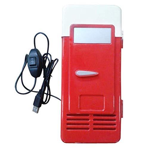 Crazywind Mini USB Frigo Congelatore Bevanda Borsa Termica Birra Frigorifero da Viaggio Auto Ufficio...