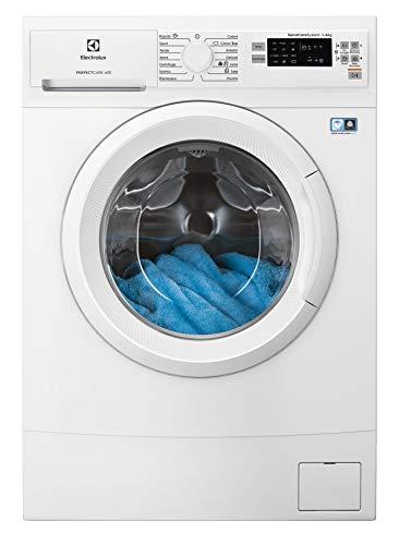 Electrolux EW6S526W Lavatrice Stretta, 6 Kg, 58 dB, Bianco