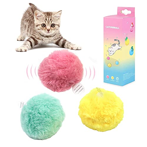 3-Pack-Cat-Toys-Balls-for-Indoor-Cats-Catnip-Ball-Toy-with-3-Lifelike-Animal-Chirping-Sounds-Smart-Touch-Sound-Catnip-Toys-for-Kitten-Kitty-Toys