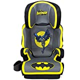 KidsEmbrace High-Back Booster Car Seat, DC Comics Batman