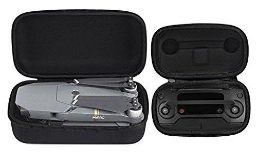 (ディヤード)Deyard DJI Mavic Proケース ポータブル ストレージボックス リモコン ハウジングバッグ 高品質EVA素材 収纳バッグ(受信機+機体)