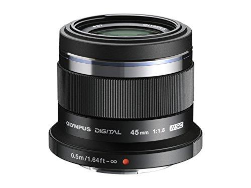 Olympus M. Zuiko Digital ED 45mm f1.8 (Black) Lens...