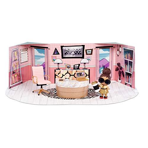 Image 3 - LOL Surprise Poupées collectionnables pour filles - Avec 10 surprises et accessoires - Boss Queen - Mobilier Series 3