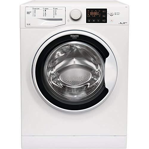 Hotpoint RSG 923 EU Libera installazione Carica frontale 9kg 1200Giri/min A+++ Bianco lavatrice