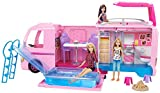 Barbie Camper Pops Out into...