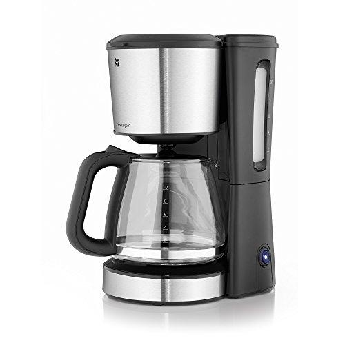 WMF Bueno 04.1225.0011 macchina per caffè Libera installazione Macchina da caffè con filtro Nero, Cromo 1,7 L 10 tazze Automatica