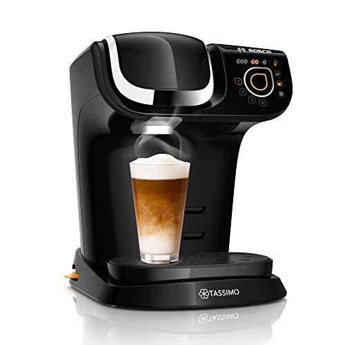 Bosch Electroménager TAS6502 Tassimo My Way 2 Cafetière automatique, 1.3 liters, Noir