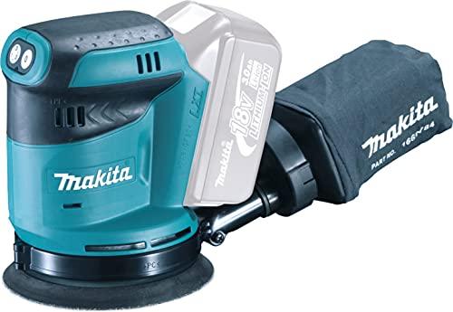 Makita DBO180Z Ponceuse Excentrique Ø 125 mm (Machine Seule)