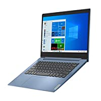 """This everyday laptop is powered by an Intel Celeron N4020 processor, 4GB DDR4 RAM, and 64 GB M.2 PCIe SSD storage Enjoy videos or browse online on a 14"""" HD display panel, framed by narrow bezels Dolby Audio delivers crystal-clear sound through the bu..."""