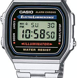 Casio Collection Unisex Adults Watch A168WA 3