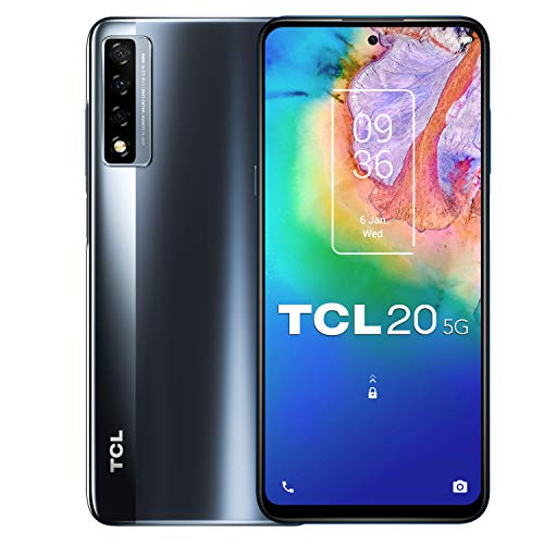 TCL 20 5G 256 GB - Smartphone de 6.67' FHD+ con NXTVISION...