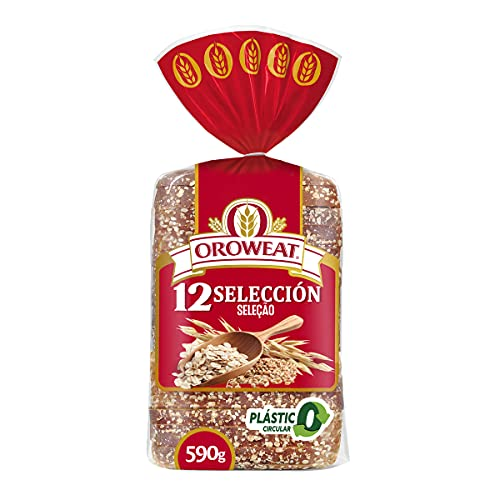 Oroweat 12 cereales 590g