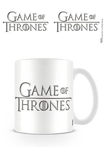 Game Of Thrones Taza Logo, cerámica, Unico