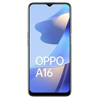 OPPO A16 (Pearl Blue, 4GB RAM, 64GB Storage) Without Offers