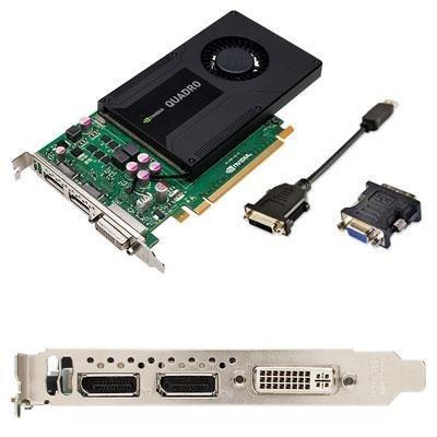 Pny Technologies Pny Quadro K2000 Grafikkarte, 2 GB GDDR5 Sdram, PCI Express 2.0 X16, volle Höhe, Produktkategorie: Video- und Soundkarten/Grafikkarten Workstation