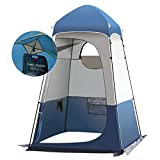 Shower Tent Up Privacy Tent Portable Camping Toilet Tent Outdoor Beach Dressing Changing Bathing Room Camping Privacy Shelters 5.2 ft x 5.2ft x 7.9ft Room Tent