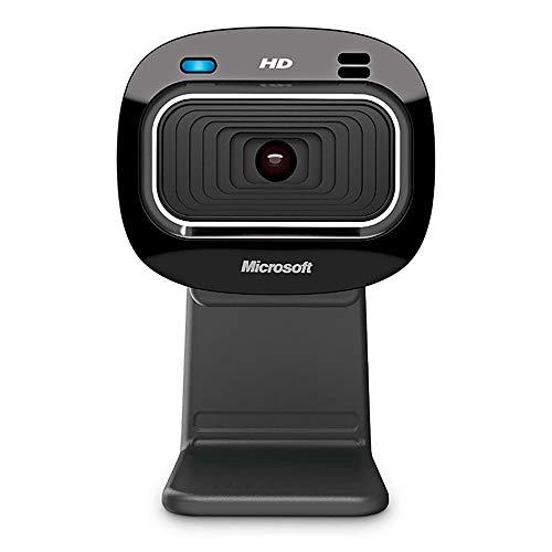 Microsoft Lifecam HD-3000, Accessori PC L2, Windows, USB 2.0, 1280 x 720 Pixel Immagine Fissa