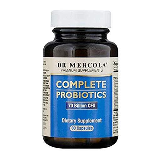 Dr. Mercola, las primas suplementarias, Probióticos Completos, x30 Cápsulas