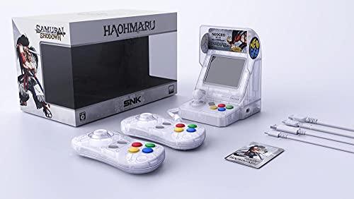 SNK - NEOGEO mini Samurai Showdown Limited Edition Bundle-Haohmaru (Neo Geo)