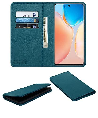 Acm Rich Leather Flip Wallet Front & Back Case...